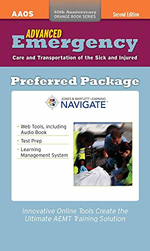 Advanced Emergency Care And Transportation Of The Sick And Injured Preferred Package by American Academy of Orthopaedic Surgeons (AAOS), ISBN: 9781284043112
