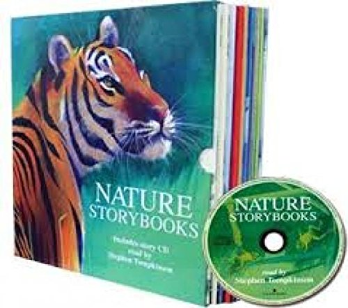 Nature Storybooks Collection - 10 Books & CD (Paperback)