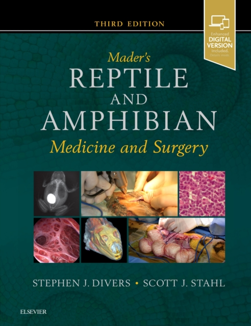 Mader's Reptile and Amphibian Medicine and Surgery Expert Consult, 3e by Elsevier - Health Sciences Division, ISBN: 9780323482530