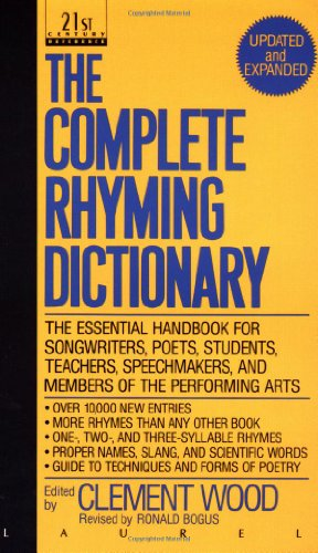 Compl Rhyming Dictionary