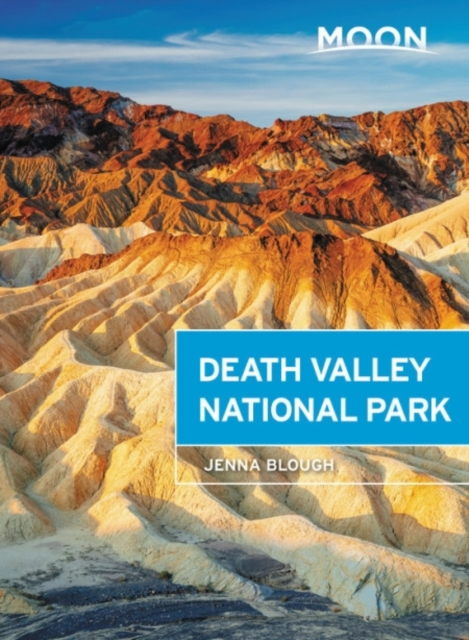 Moon Death Valley National Park (Second Edition) (Travel Guide)