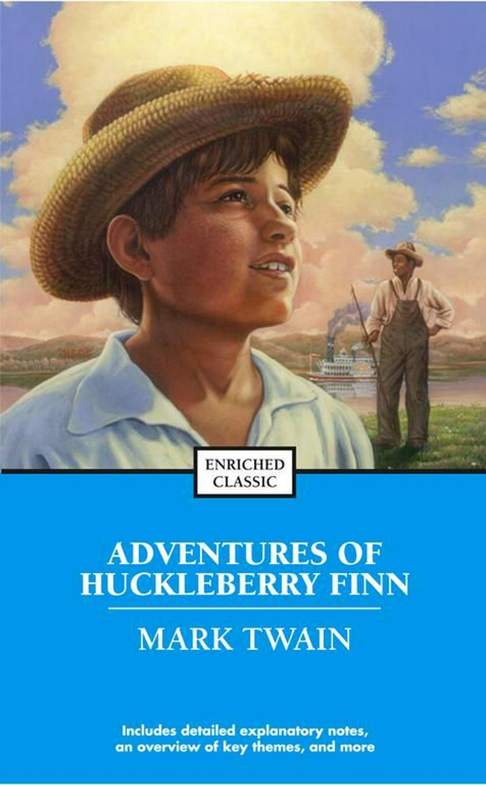 an overview of the adventures of huckleberry finn written by mark twain Of the adventures of huckleberry finn by mark twain among the most controversial books ever published, the adventures adventures of huckleberry finn summary.