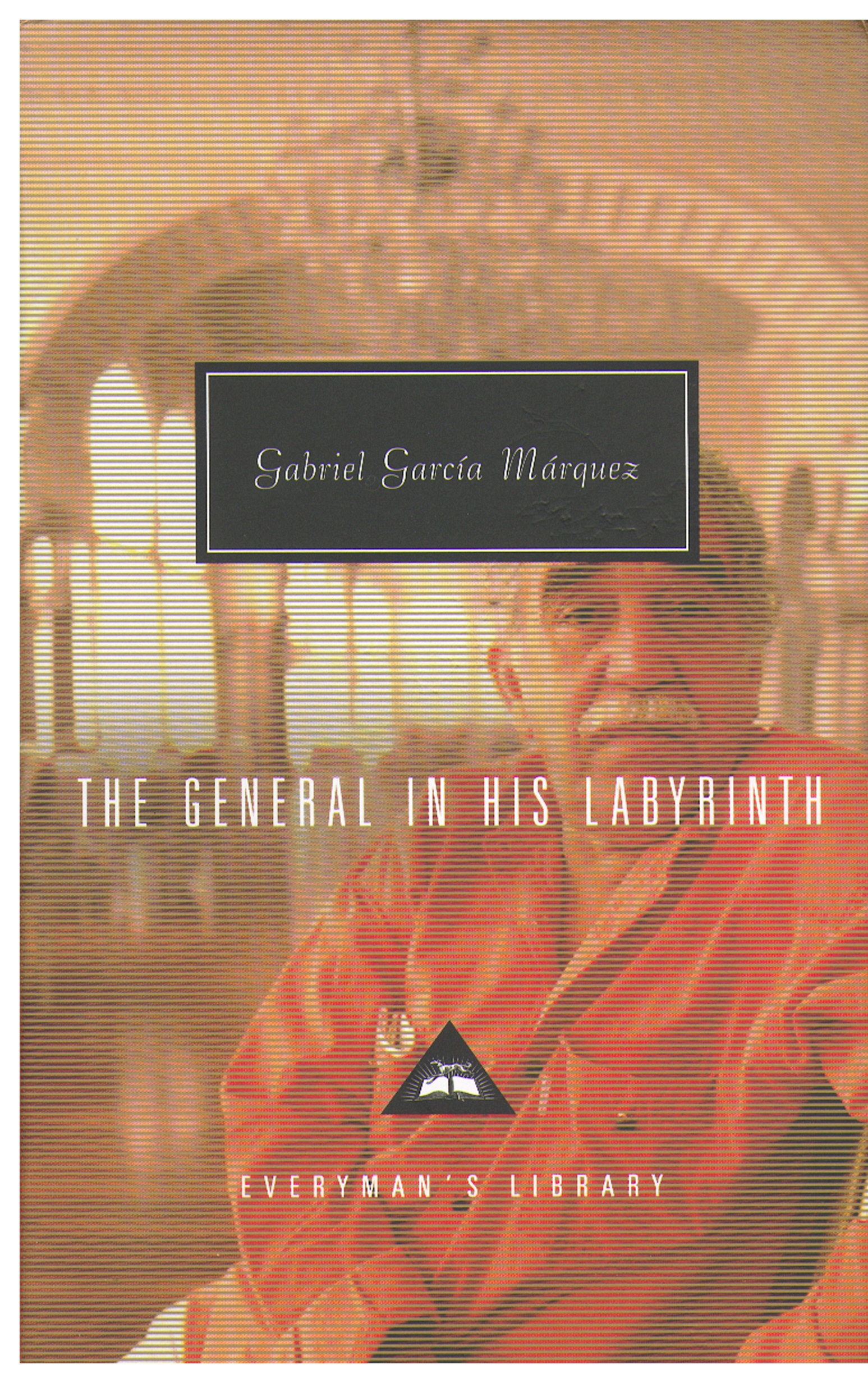 the general and his labyrinth Garcia marquez, gabriel the general in his labyrinth new york: alfred a knopf, 1990 octavo, original dark green cloth, original dust jacket first trade edition in english of garcía márquez's portrait of the liberator simón bolívar, inscribed in the year of publication on the.