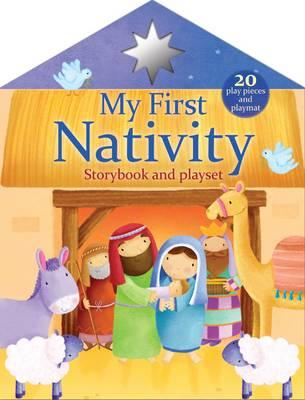 First Christmas Nativity Playset Pack