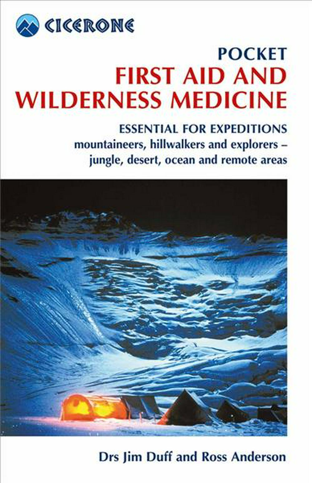 Pocket First Aid and Wilderness Medicine (Techniques)
