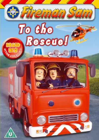 Fireman Sam - To The Rescue [DVD]