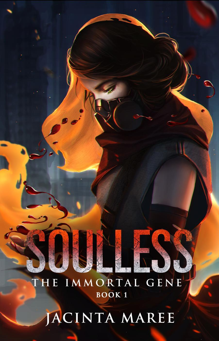 Soulless: The Immortal Gene Trilogy by Jacinta Maree, ISBN: 9780994383907