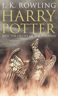 Harry Potter & the Order of the Phoenix (adult edn)