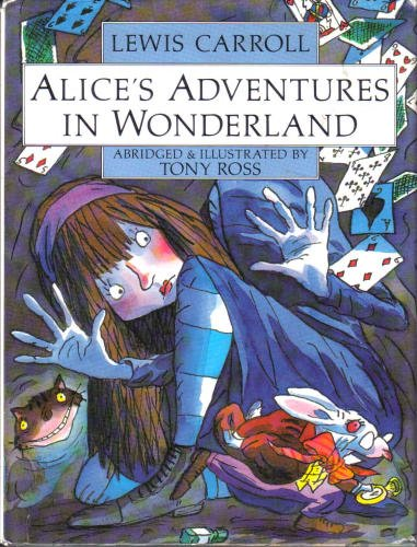 comparing alices adventures in wonderland by lewis carroll Alice's adventures in wonderland -- free online book and ebooks.