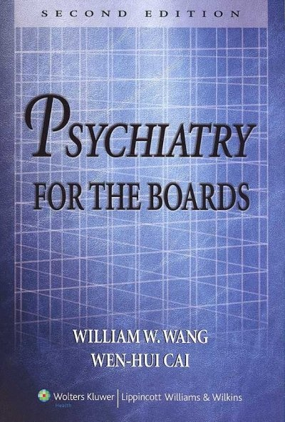 Psychiatry for the Boards