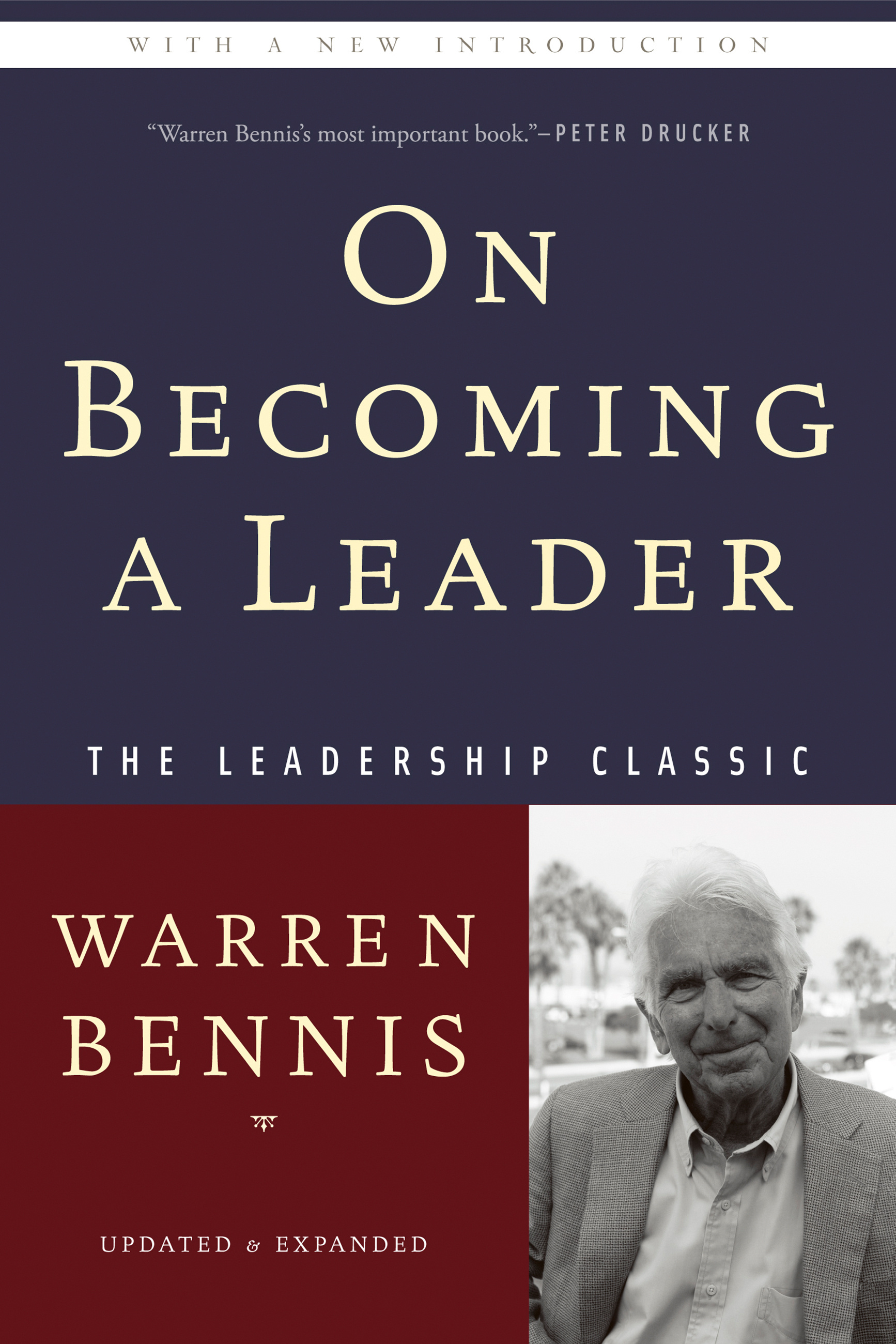 peter drucker versus warren bennis Edited by renowned leadership expert warren bennis  warren bennis is to leadership what peter drucker is to management both have had long.