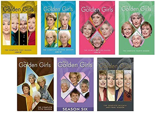 The Golden Girls: 25th Anniversary Complete Collection