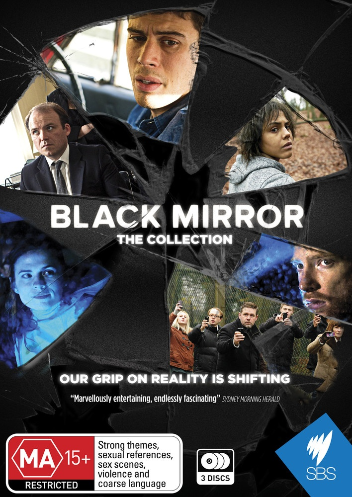 Black Mirror Box Set [DVD]
