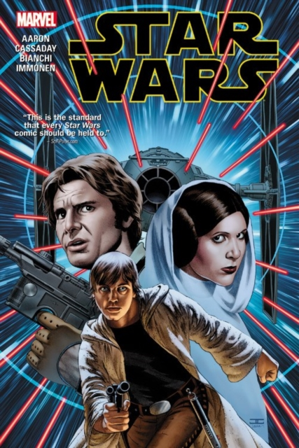Star Wars Vol. 1 by Jason Aaron, ISBN: 9781302900984