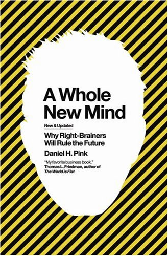 daniel h pinks critique of a whole Author:daniel h pink language: eng format: epub publisher: penguin group, inc published: 1999-12-30t16:00:00+00:00 bomeisler is a sympathetic teacher with the gentle manner of mr rogers had mr rogers done time on paris's left bank during each drawing exercise, he glides around the room.