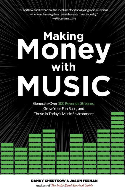 Making Money with MusicGenerate Over 100 Revenue Streams, Grow Your Fa...