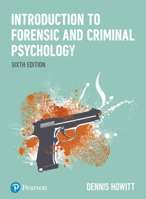 Introduction to Forensic & Criminal Psyc