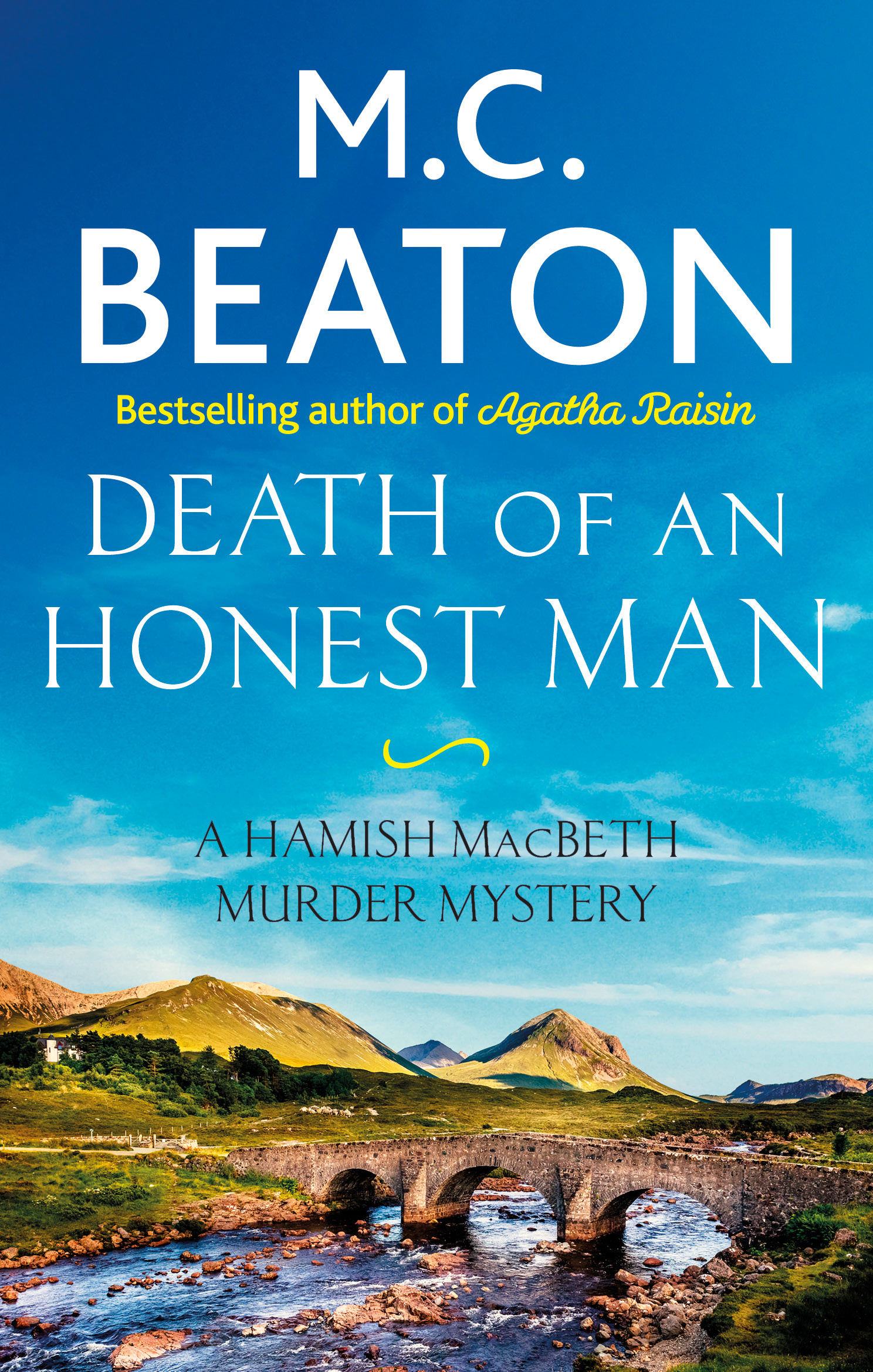 Death of an Honest Man (Hamish Macbeth)