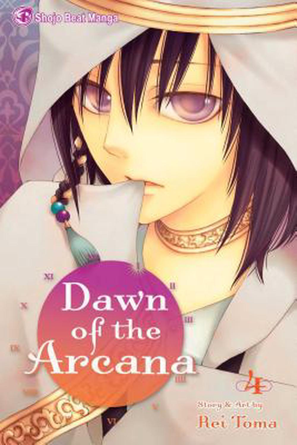 Dawn of the Arcana, Volume 4