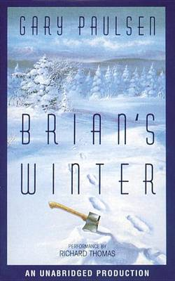 gary paulsen brians winter book report Brian's winter by gary paulson: using art to study plot 6th - 8th students use the discussions of the novel, brian's winter by gary paulson to analyze the plot steps as elements of fiction and the culture's impact on visual and literary artistic expression.