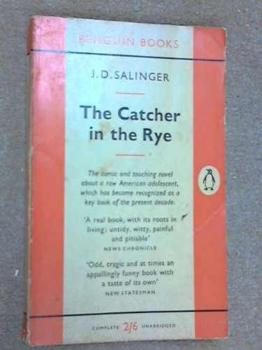 language choice within the catcher in The catcher in the rye has 2,243,197 ratings and 47,289 reviews mark said: journal entrytoday i am 15 years old everything is all bullshit, as usual.