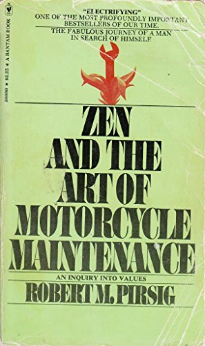 Zen and Art of Motorcycle
