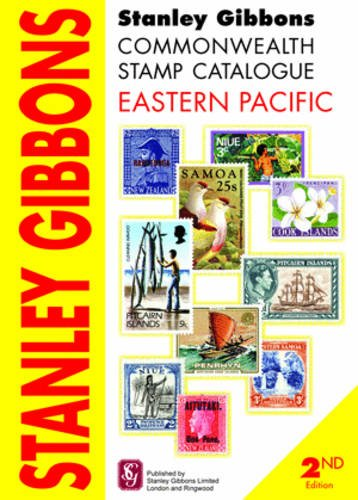 Stanley Gibbons Commonwealth Stamp Catalogue Eastern Pacific