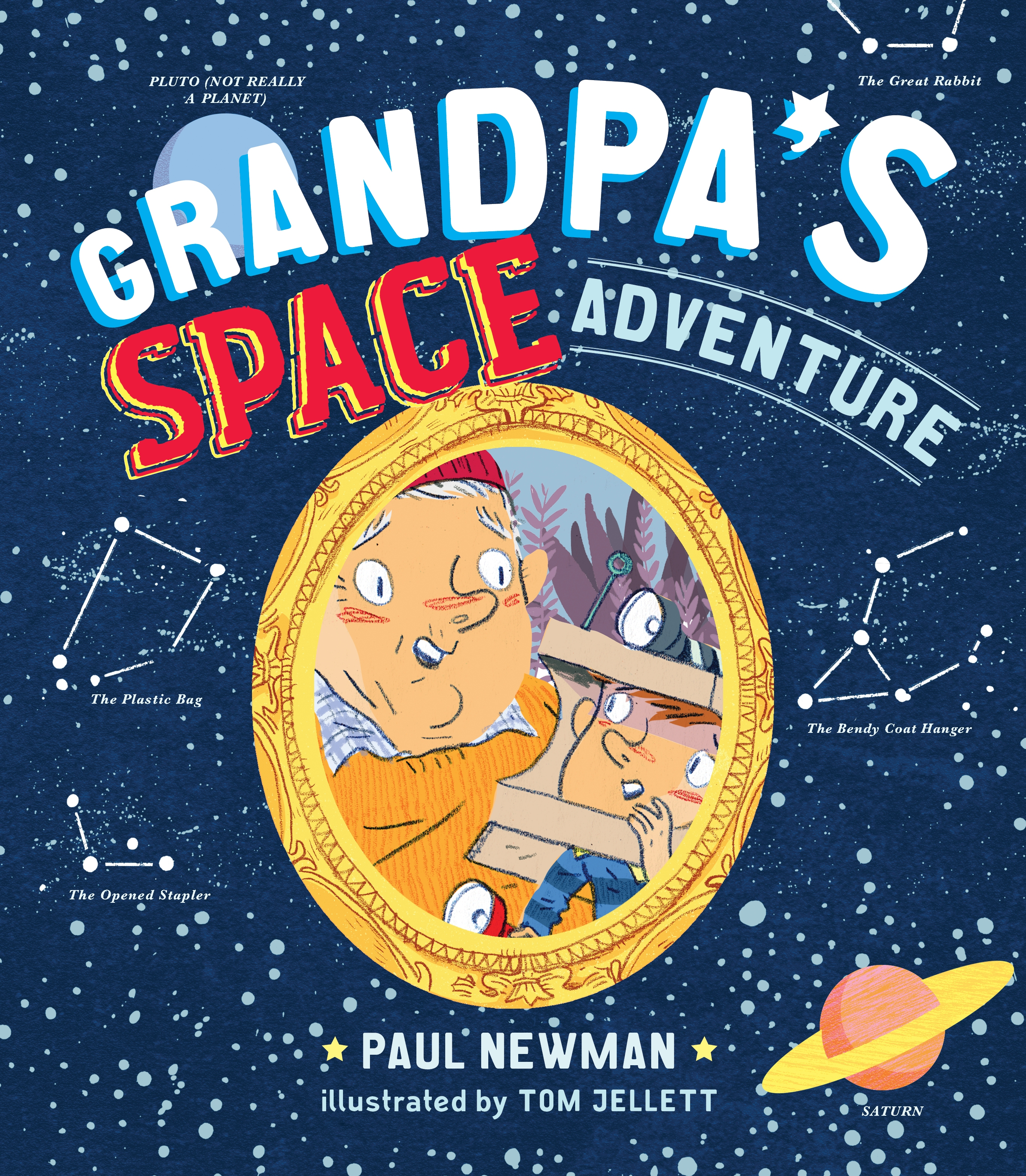 Grandpa's Space Adventure by Paul Newman, ISBN: 9780143785569