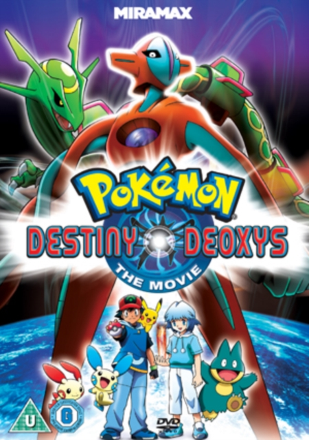 Pokemon: Destiny Deoxys [Region 2]