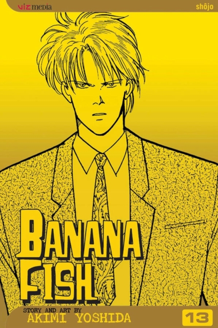 Banana Fish, Volume 13