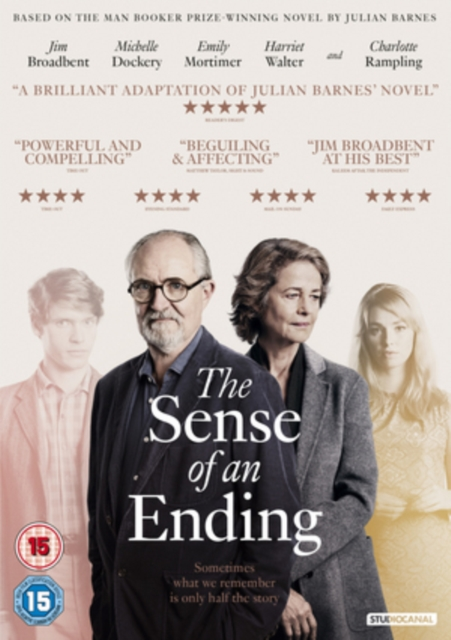The Sense of An Ending [DVD] [2017]
