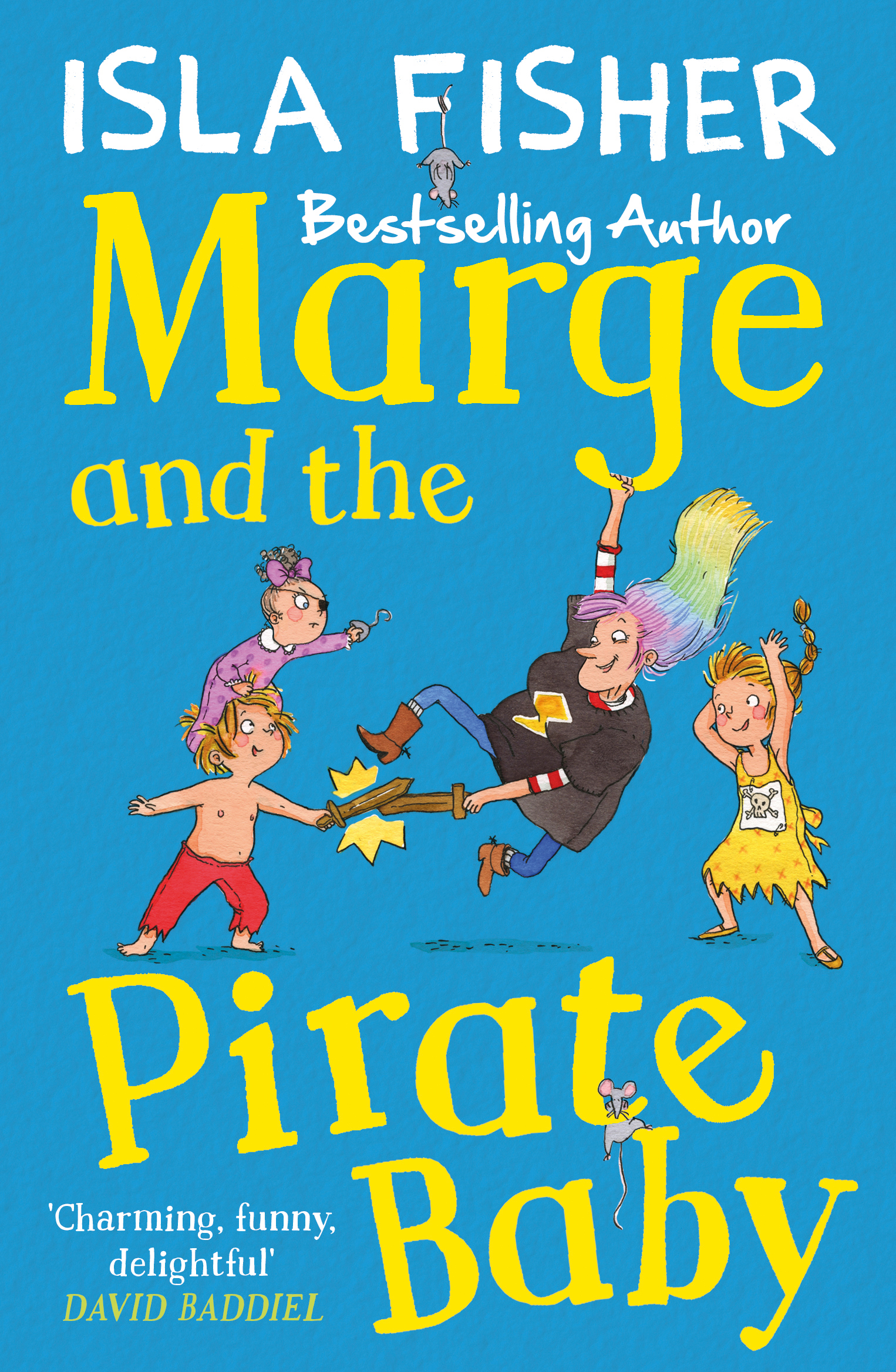 Marge and the Pirate BabyMarge