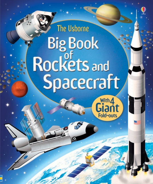 Big Book of Rockets and SpacecraftBig Books