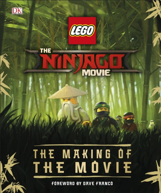 LEGO  NINJAGO Movie The Making of the Movie The