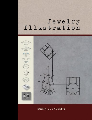Jewelry Illustration by Dominique Audette, ISBN: 9781929565337