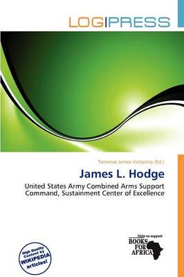 Cover Art for James L. Hodge, ISBN: 9786138354505