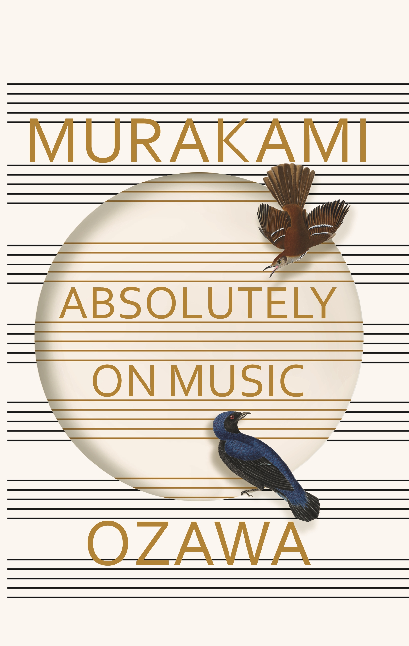 Absolutely on Music by Haruki Murakami, ISBN: 9781473520158