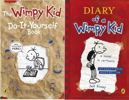 Booko comparing prices for diary of a wimpy kid 2 vol box set booko comparing prices for diary of a wimpy kid 2 vol box set diary of a wimpy kid the wimpy kid do it yourself book solutioingenieria Images