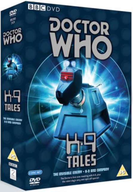 Doctor Who - K9 Tales: Invisible Enemy/K9 and Co. [Region 2]
