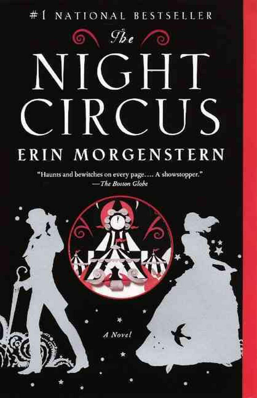 The Night Circus by Erin Morgenstern, ISBN: 9780606264167