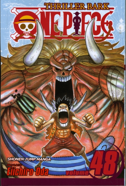 Cover Art for One Piece: v. 48, ISBN: 9781421534640