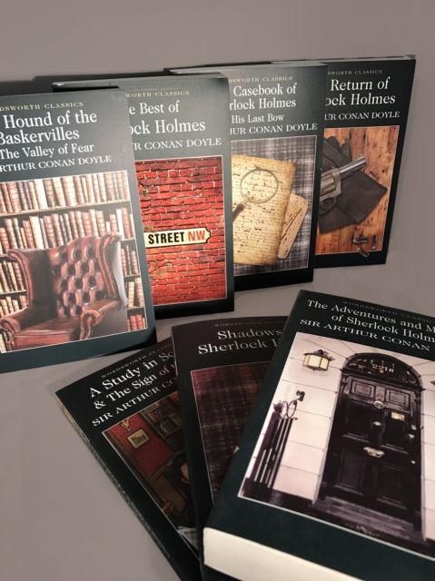 Complete Illustrated Sherlock Holmes CollectionBoxed Set