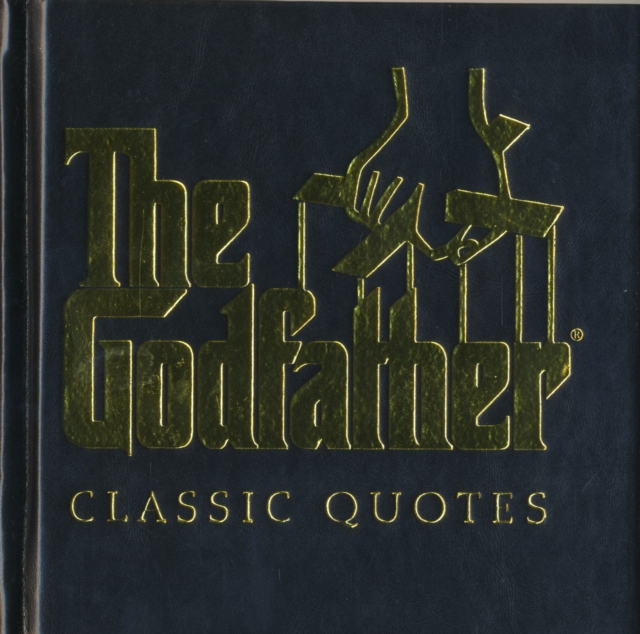 The Godfather Classic Quotes by Carlo De Vito, ISBN: 9781933662831