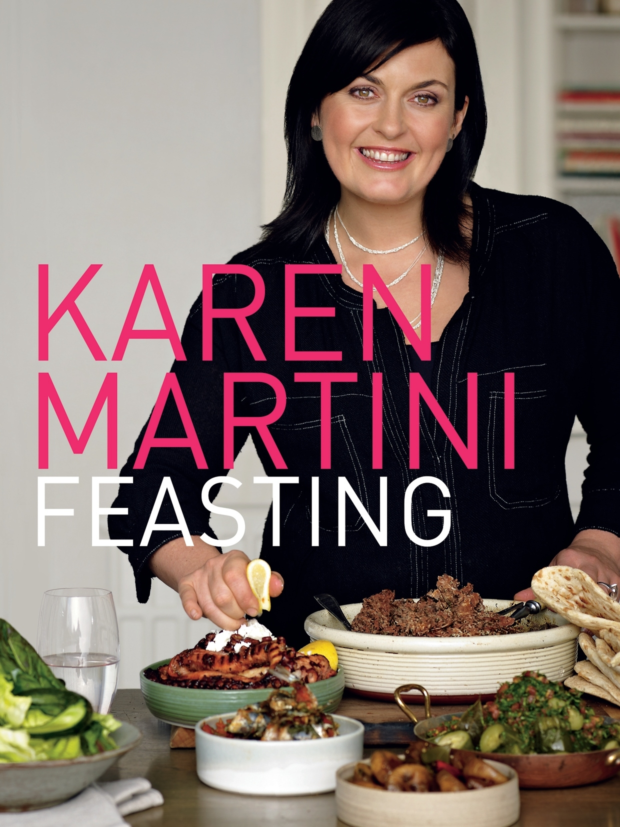 Cover Art for Feasting, ISBN: 9781921383328