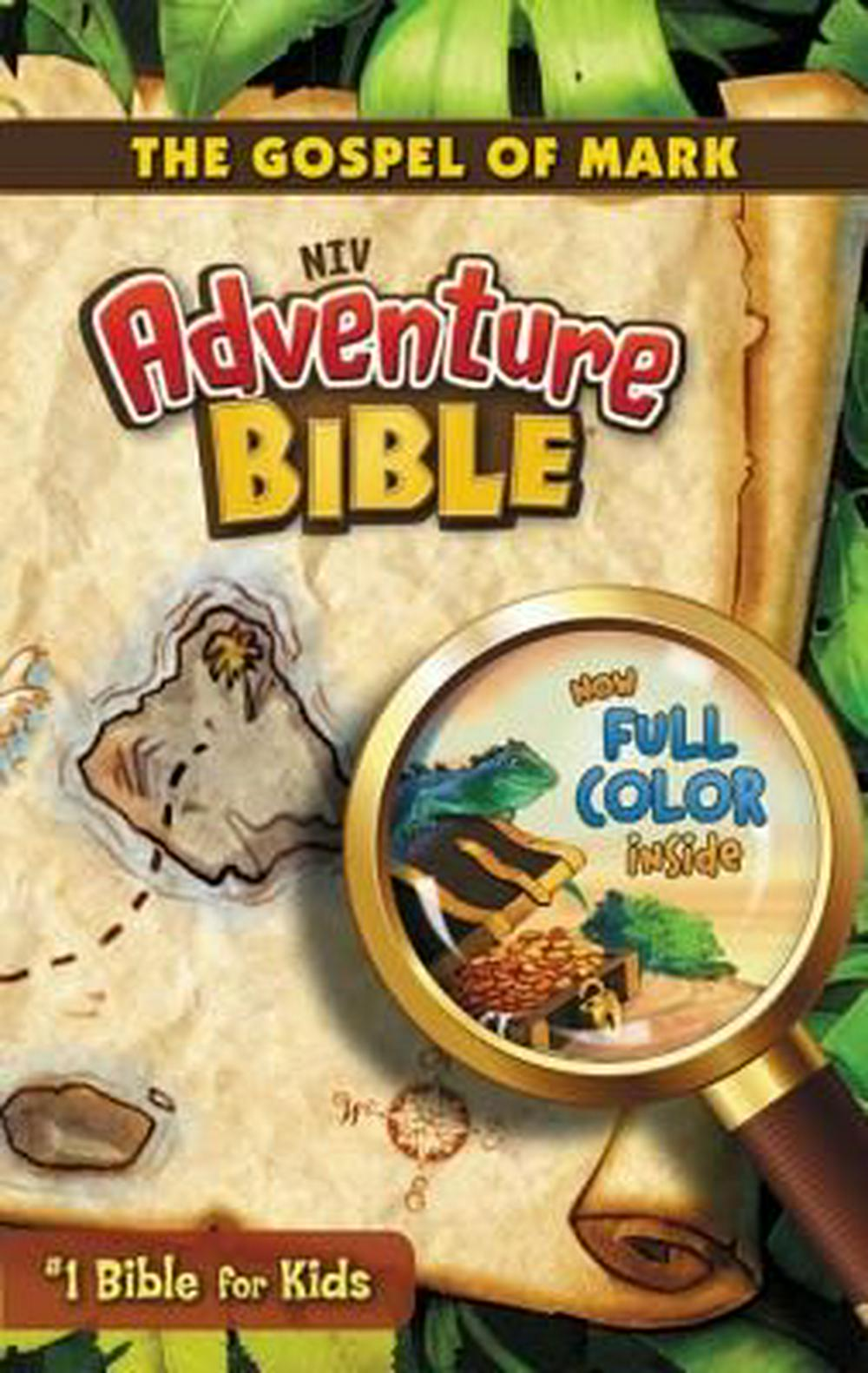 NIV Adventure Bible: The Gospel of Mark