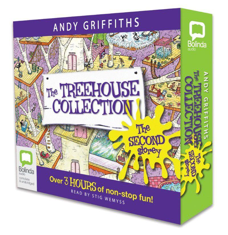 The Treehouse Collection: the Second Storey