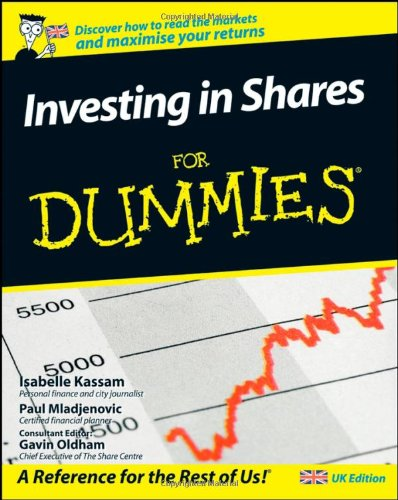 Investing in Shares For Dummies by Isabelle Kassam, ISBN: 9780470516454