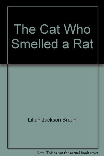 Cat Who Smell a Rat - Recorded Books