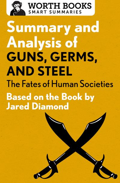 an analysis of jared diamonds epilogue of guns germs and steel Guns, germs, and steel:  guns, germs, and steel: the fates of human societies by jared diamond new york:  diamond's analysis becomes more compelling.