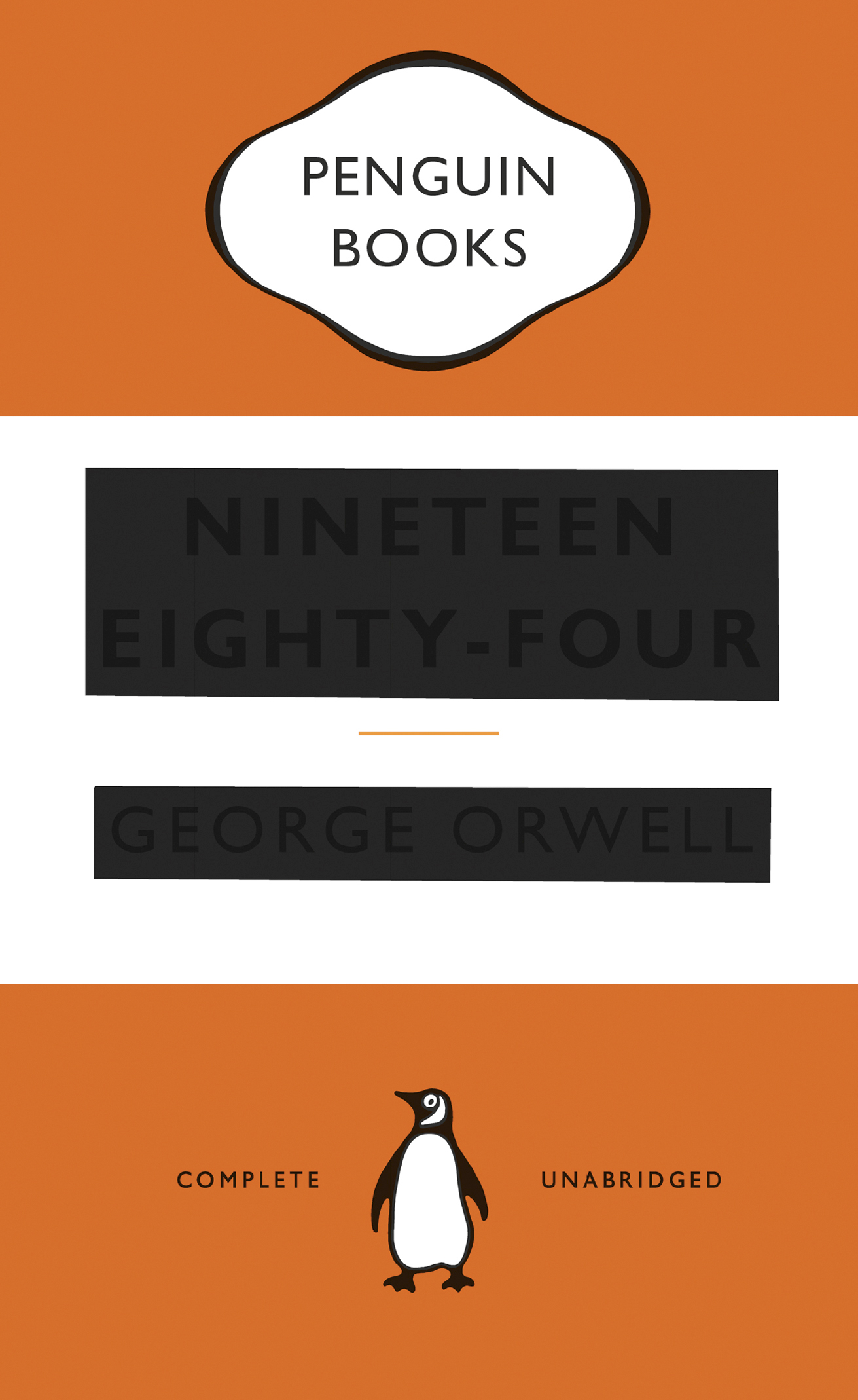 Nineteen Eighty-Four by George Orwell, ISBN: 9780141393049